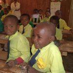 Les élèves de la classe CP1!