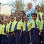 Voir la joie des enfants c'est notre récompense après tant d'efforts !!