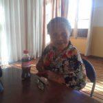 Adrienne, notre fidèle bénévole qui fête ses 84 ans le 06 mars