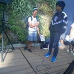 Elle, c'est Randriamanampisoa Tsikifihobiana - Elle a 15 ans et n° 2 dans notre listing